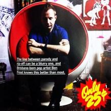 Ben Foster is Dead Magazine