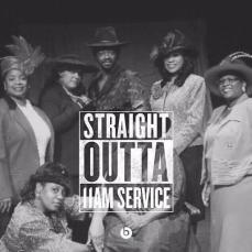 StraightOutta Church