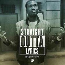 StraightOutta Meek Lyrics