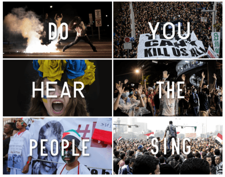 Do You Hear The People Sing Share