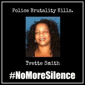 #NoMoreSilence Avatars Yvette Smith