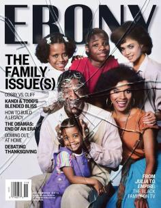 Ebony The Family Issue Cosby Cover