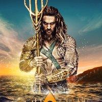 Jason Momoa: Aquaman Poster (2016)