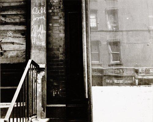 Helen Levitt Mirror & Graffiti