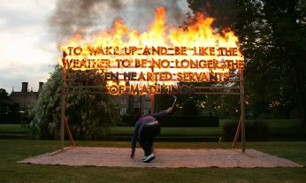 wake up and be like the weather Robert Montgomery 3881