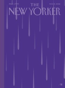 New Yorker Purple Rain Prince Cover May 2nd