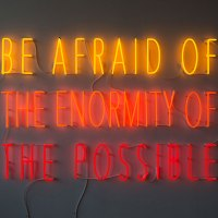 Alfredo Jaar: Be Afraid...