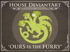 House DeviantArt GoT