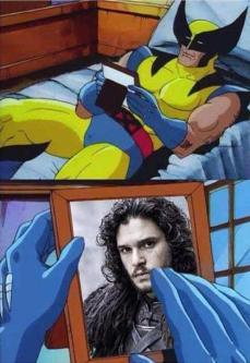 Jon Snow Version