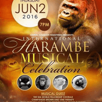 International Harambe Musical Celebration
