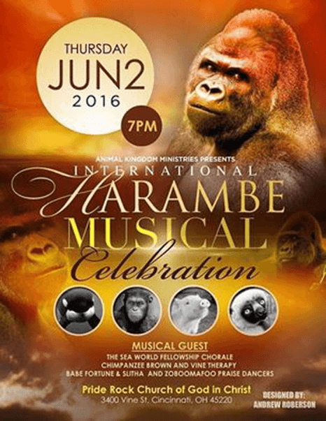 International Harambe Musical Celebration Flyer comp-dakrolak