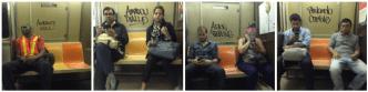 Subway Graffiti: #BlackLivesMatter