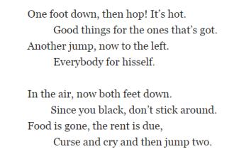 Maya: Harlem Hopscotch
