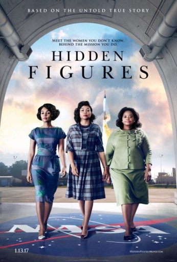Hidden Figures Poster 01