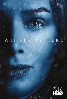 Cersei Character Poster #GoTS7