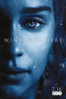 Daenerys Character Poster #GoTS7