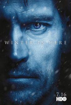 Game of Thrones-#WinterIsHere JAMIE Character Poster