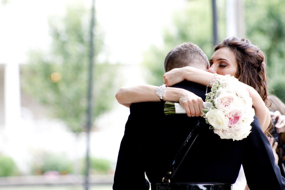 Donate wedding dress