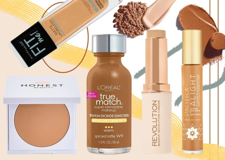 dakshades FOUNDATIONS FOR WOMEN OF COLOR