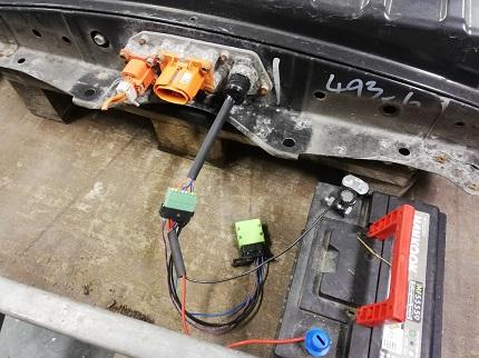 Plug in use