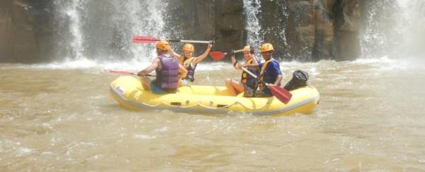 Dalat Rafting Tour