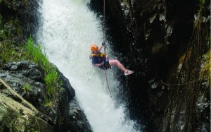 Private Canyoning