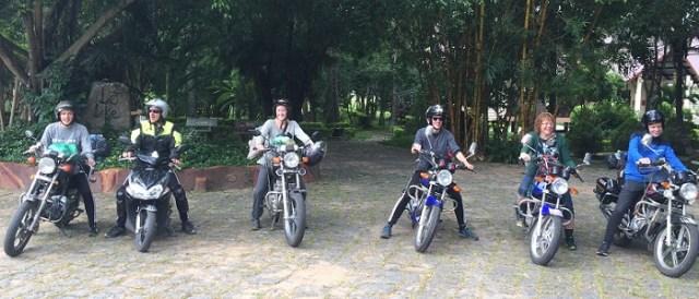 Easy Rider Dalat to Mui Ne