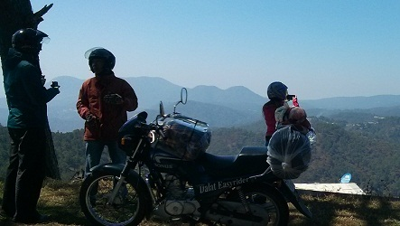 Easy Rider Dalat to Saigon