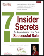 DaLea Ellis - 7 Insider Secrets for Home Sale - Free Real Estate Publications