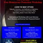 free homeowner workshop