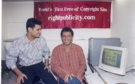 madhur Dale Bhagwagar Media Group's website was re-launched by acclaimed filmmaker Madhur Bhandarkar. - Pic 1