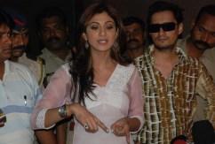 Shilpa Shetty's PC at Koparkhirane-11