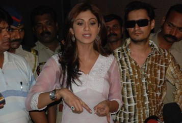 Shilpa Shetty's PC at Koparkhirane-11