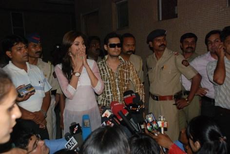 Shilpa Shetty's PC at Koparkhirane-3