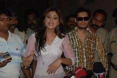 Shilpa Shetty's PC at Koparkhirane-4