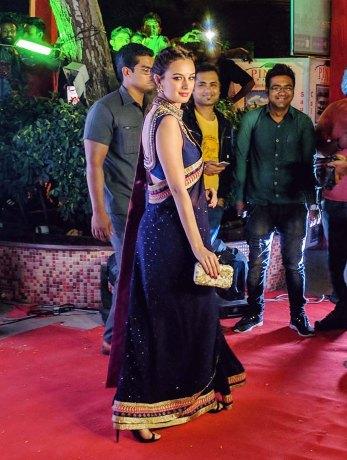 Evelyn Sharma at CAMA Awards. Pic 2
