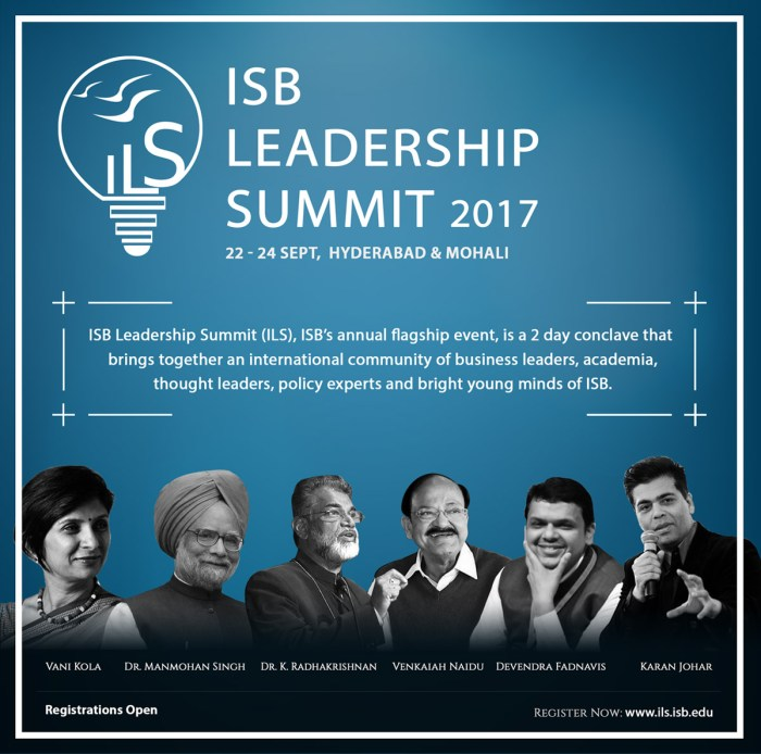 ISB Leadership Summit