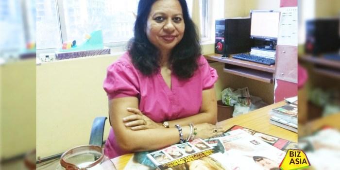 Sumita Chakraborty, editor, Stardust India, Magna Mags, Publishing Company