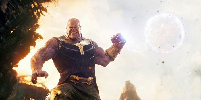 Avengers - Infinty War. Pic 5 (Image Courtesy - Internet)