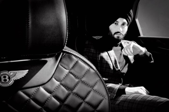 Singer Kabir. Pic 5.