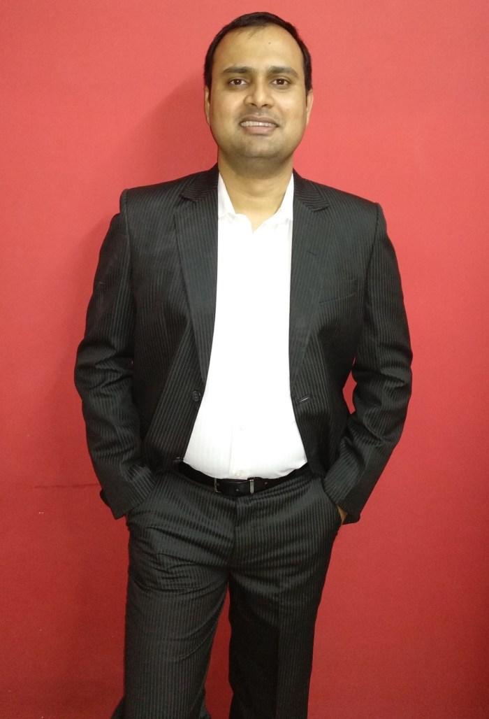 Filmmaker Mainak Misra
