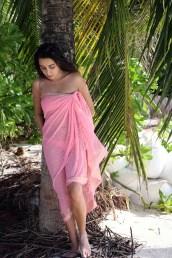Feryna Wazheri's trip to Maldives (6)
