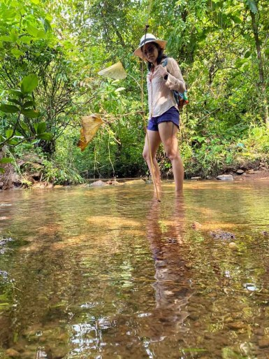 Water baby Anisha Victor (2)