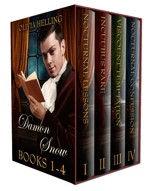 Damon Snow boxed set by Olivia Helling