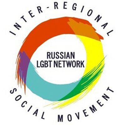logo of Russian LGBT Network