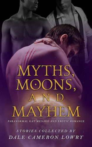 Myths Moons and Mayhem bookcover