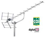 aerial fitters for medium reception