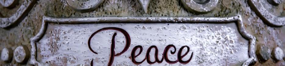 Ten Days To Christmas: Peace