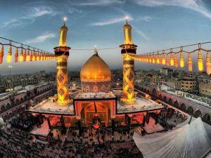 حضرت امام حسین علیہ السلام کا  یوم ولادت باسعادت آج دنیا بھر میں عقیدت و احترام سے منایا جارہا ہے
