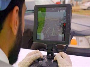 سعودی عرب کی فروٹ مارکیٹس میں آنے والوں کی ڈرون سے اسکیننگ